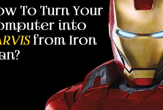 Iron Man JARVIS: How To Transform Your Boring Desktop (Windows