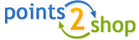 Points2Shop Official Logo