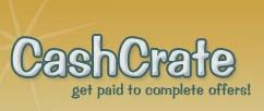 CashCrate Official Logo
