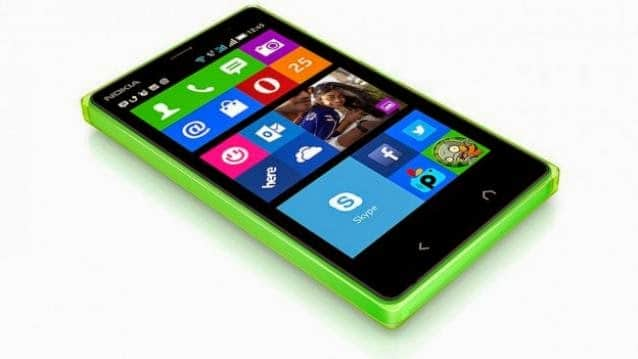 Nokia X2 - The successor of the Nokia X Series